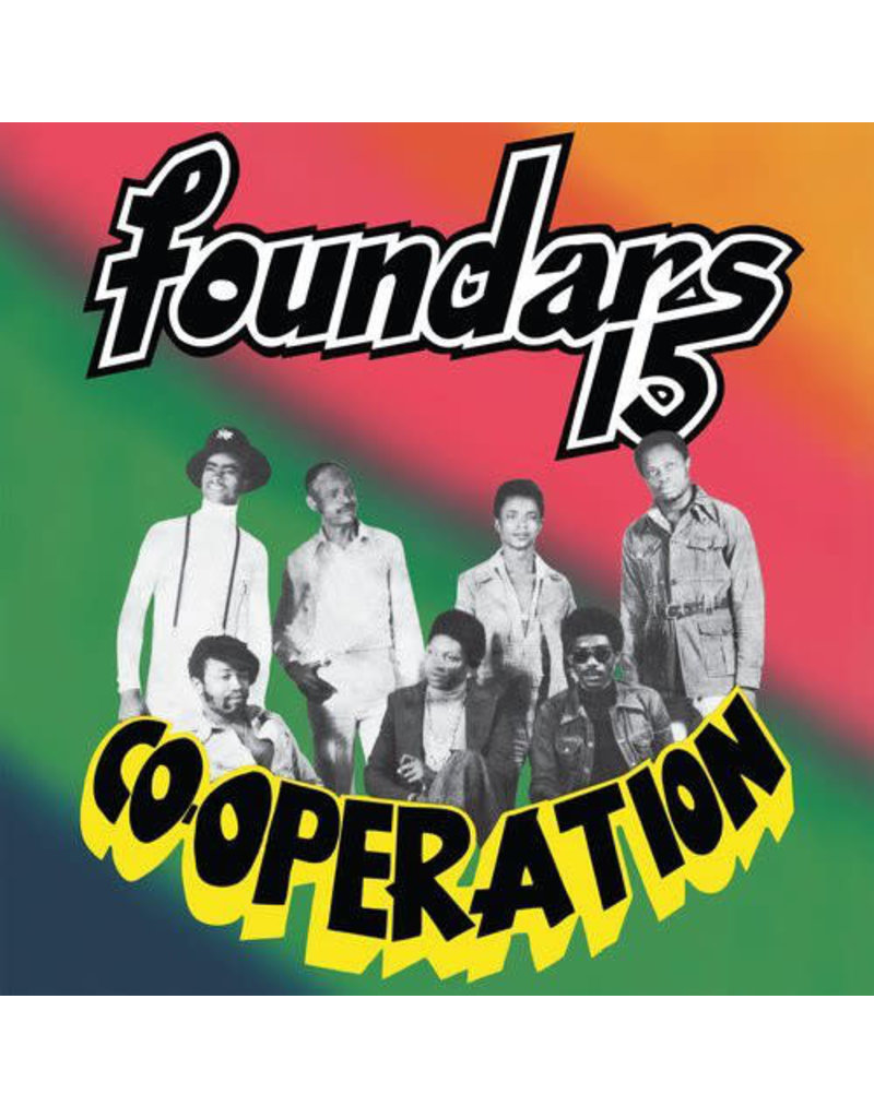 FS Foundars 15 – Co-Operation  LP