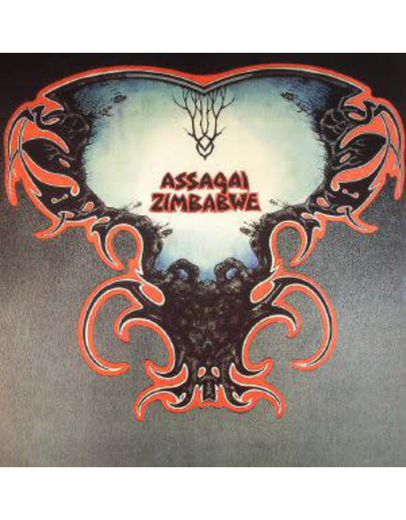 AF Assagai – Zimbabwe LP, 2016 Reissue, 180g