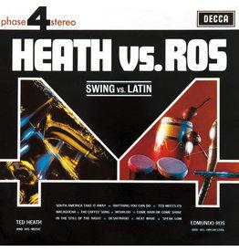 LA Ted Heath Vs. Edmundo Ros – Swing Vs. Latin 2LP