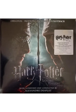 Alexandre Desplat ‎– Harry Potter And The Deathly Hallows Part 2 OST (Music On Vinyl)