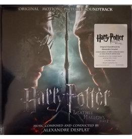 Alexandre Desplat – Harry Potter And The Deathly Hallows Part 2 OST (Music On Vinyl)