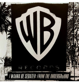 RK Various – I Wanna Be Sedated: From The Underground - Celebrating 60 Years Of Warner Bros. Records 2LP, Compilation (2018)