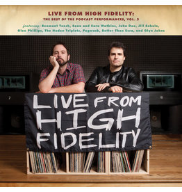 RK Various – Live From High Fidelity: The Best Of The Podcast Performances, Vol. 2 [RSD2015], Limited 1000