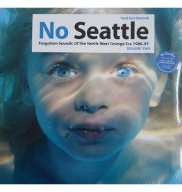 RK Various - No Seattle Volume 2: Forgotten Sounds Of The North-West Grunge Era 2LP (2014)