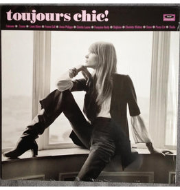 RK Various - Toujours Chic! More French Girl Singers Of The 1960's (180g) LP (2015), Compilation, Lavender Vinyl
