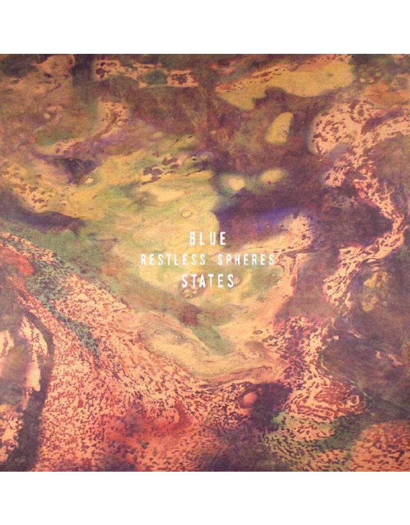 Blue States – Restless Spheres LP (2016)