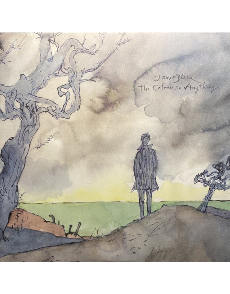 EL James Blake – The Colour In Anything 2LP (2016)