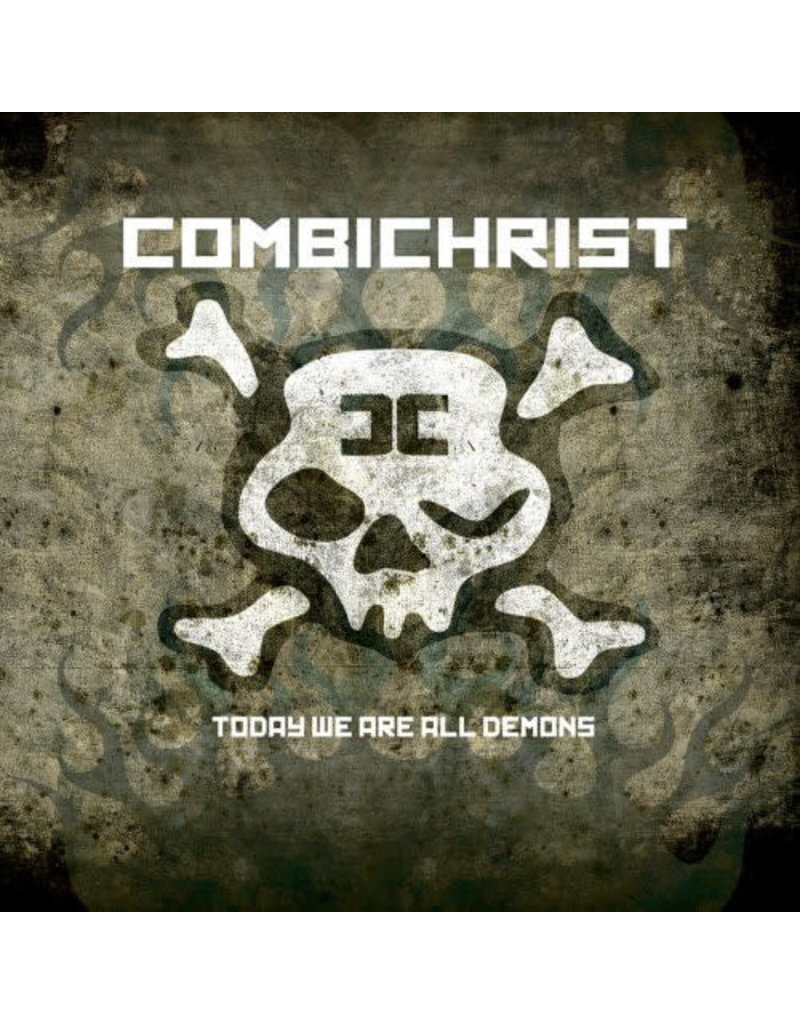 EL Combichrist ‎– Today We Are All Demons 2LP (2009), Limited Edition