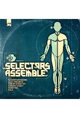 """EL Various – CoOp presents: Selectors Assemble 12"""" EP (2017)"""