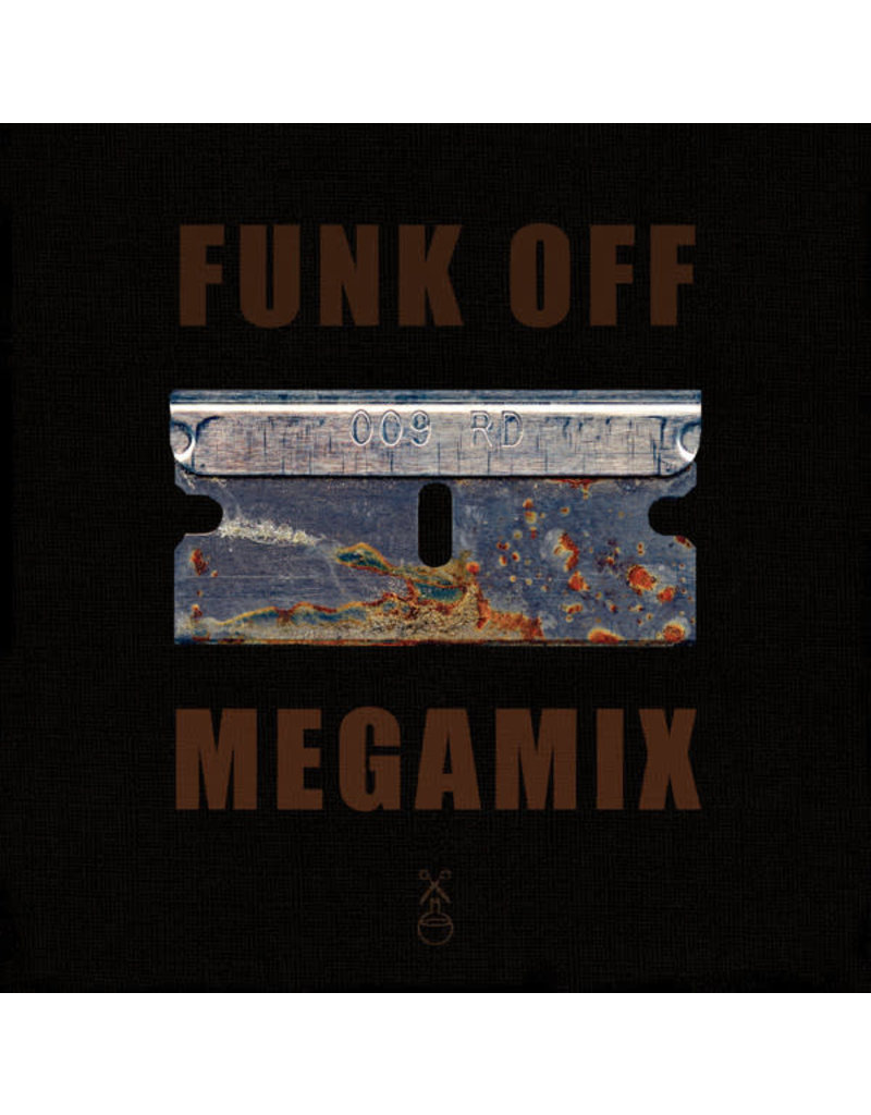 HH Cut Chemist ‎– Funk Off Megamix LP, Limited Edition, Mixed
