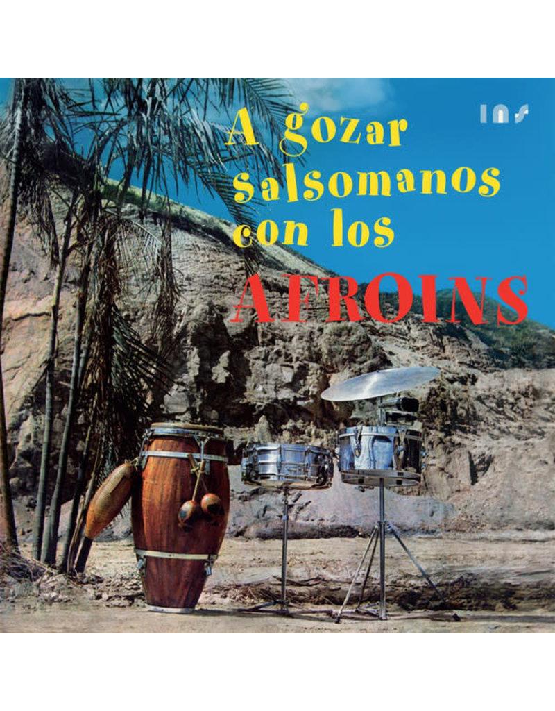 LA Los Afroins – A Gozar Salsomanos LP