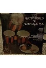 Edmundo Ros & His Orchestra – The Latin World Of Edmundo Ros Vol. 2  LP