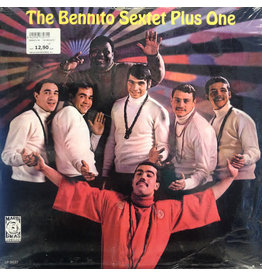 LA The Bennito Sextet Plus One ‎– The Bennito Sextet Plus One LP