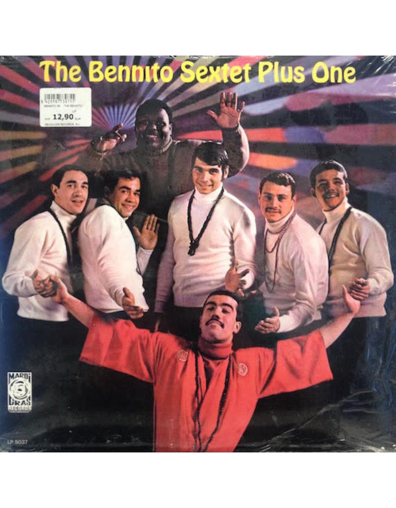 LA The Bennito Sextet Plus One – The Bennito Sextet Plus One LP