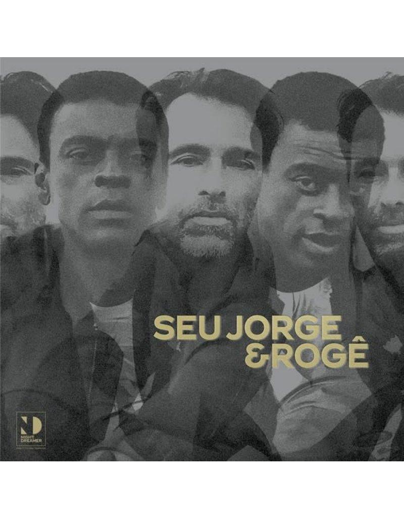 Seu Jorge & Roge - Night Dreamer Direct to Disc Session LP (2020)