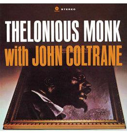 JZ Thelonious Monk With John Coltrane – Thelonious Monk With John Coltrane LP, 180g, 2013 Reissue