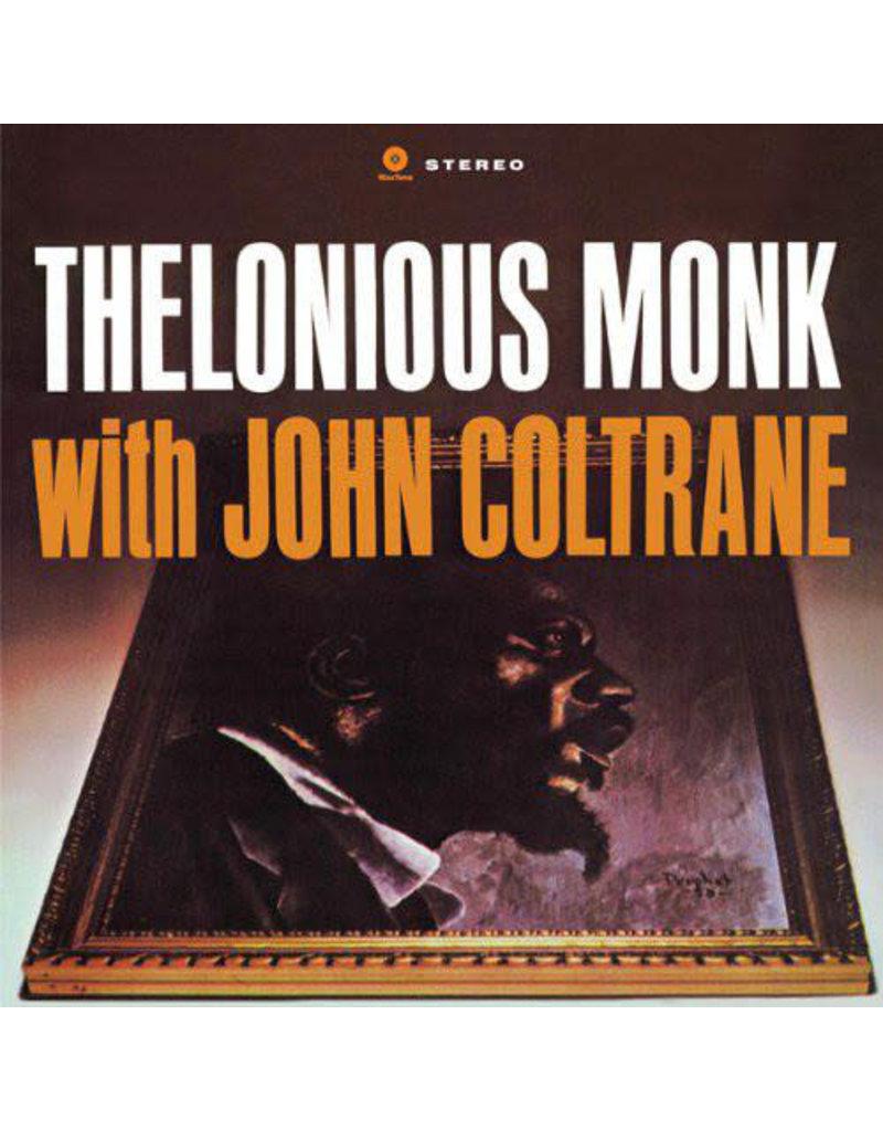 JZ Thelonious Monk With John Coltrane - Thelonious Monk With John Coltrane LP (2013 Reissue), 180g