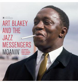 Art Blakey And The Jazz Messengers – Moanin', 2016 Reissue