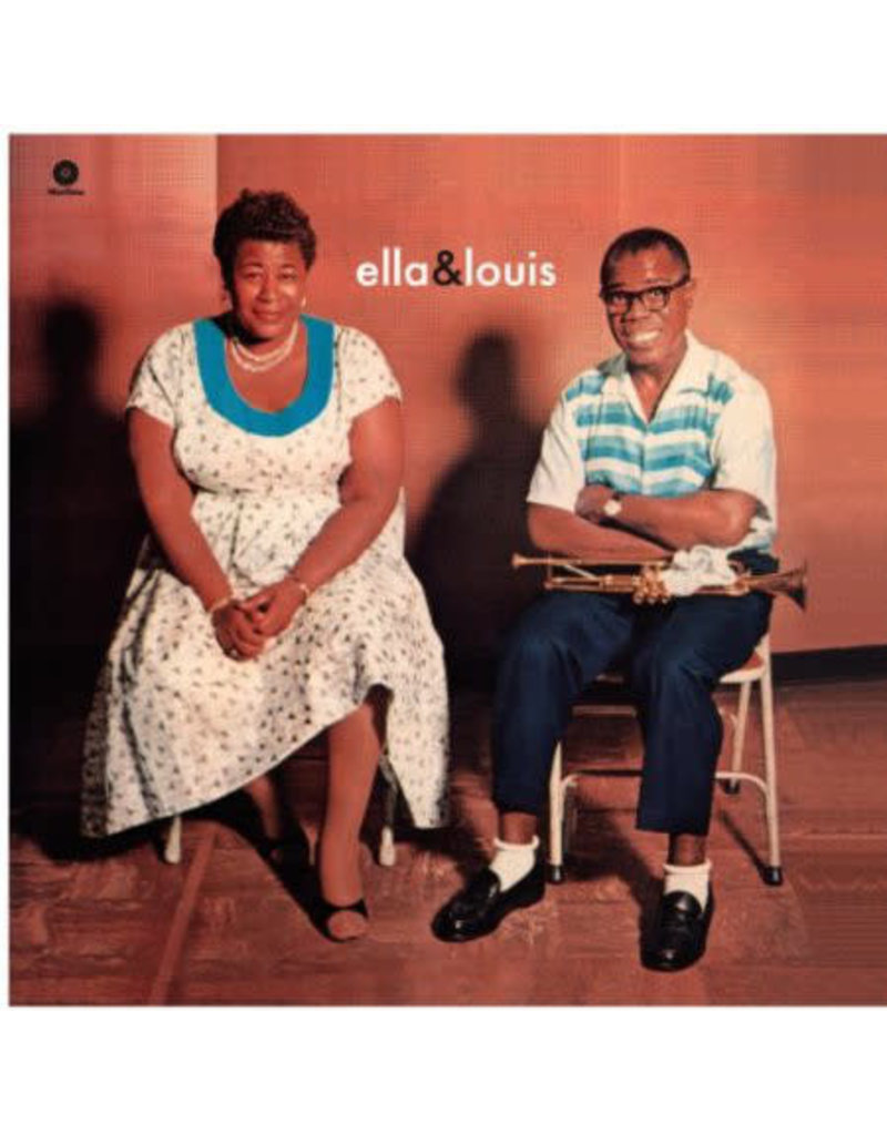 JZ Ella Fitzgerald, Louie Armstrong - Ella & Louis (180 Gram Vinyl), 2010 Reissue