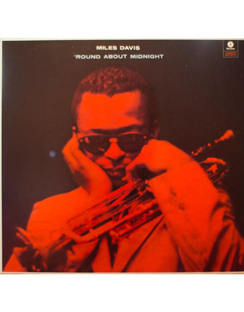 JZ Miles Davis – 'Round About Midnight LP, 2012 Reissue