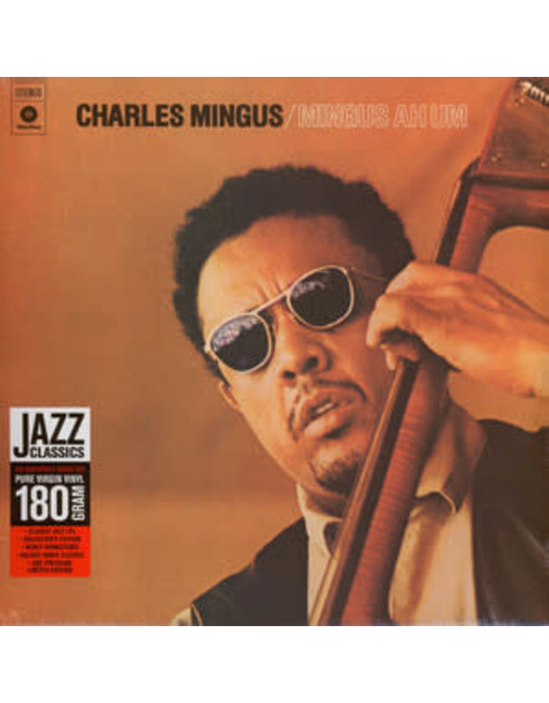 Charles Mingus – Mingus Ah Um LP, Special Gatefold Edition 180g, 2017 Reissue