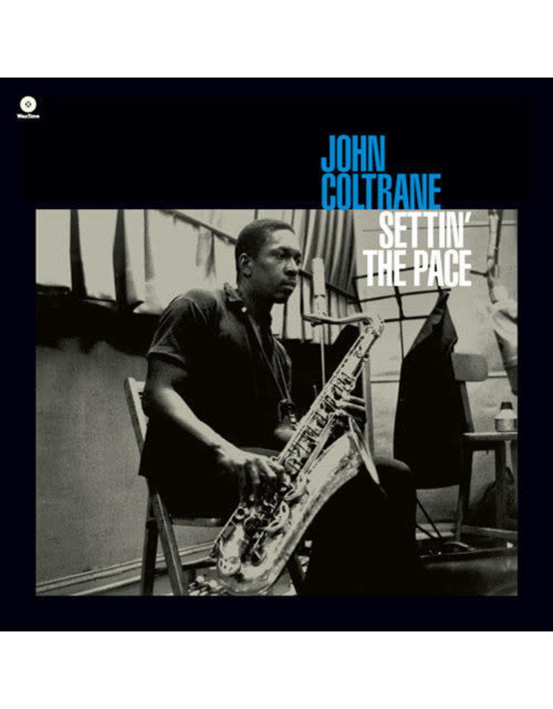 JZ John Coltrane – Settin' The Pace LP, 180g (2016)