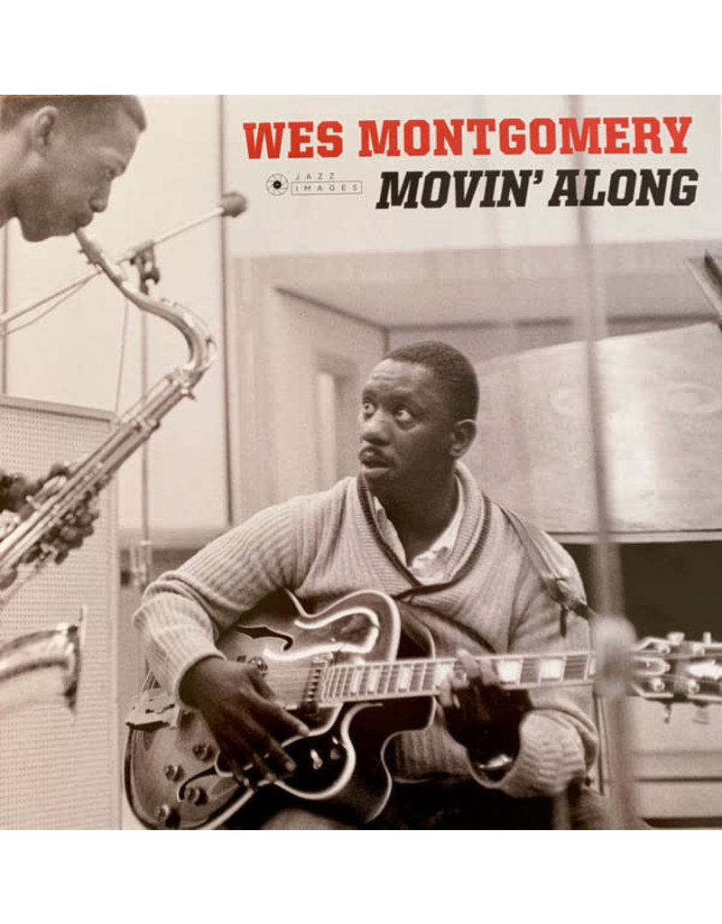 Wes Montgomery – Movin' Along LP, 2018 Reissue