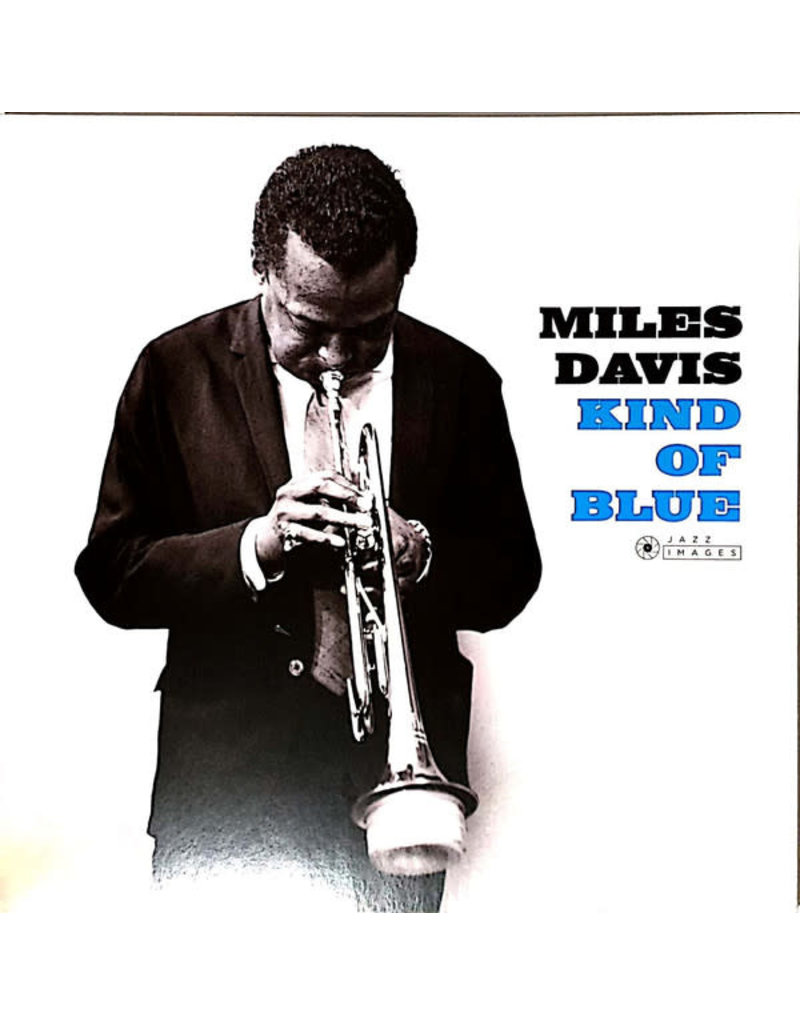 Miles Davis ‎– Kind Of Blue, 2018 Reissue