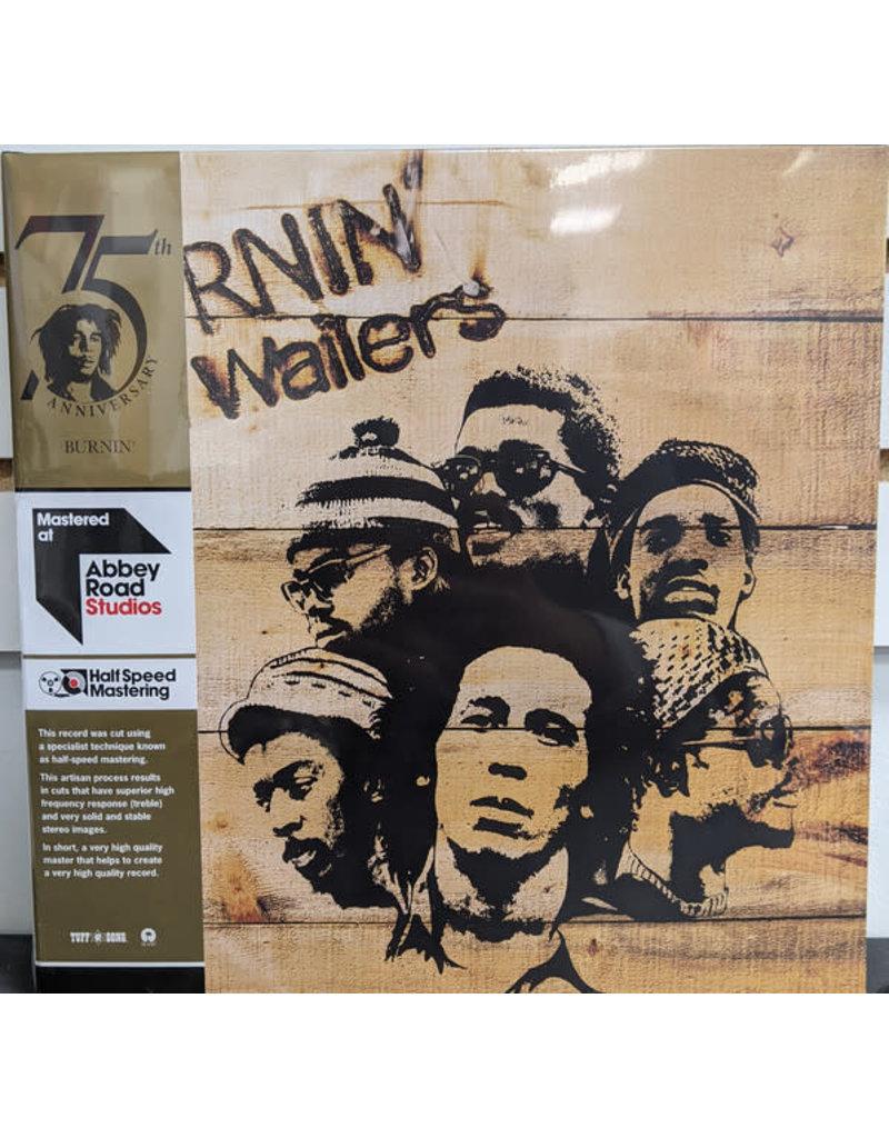 Bob Marley & The Wailers - Burnin' LP, 2020 Reissue, Half Speed Mastering