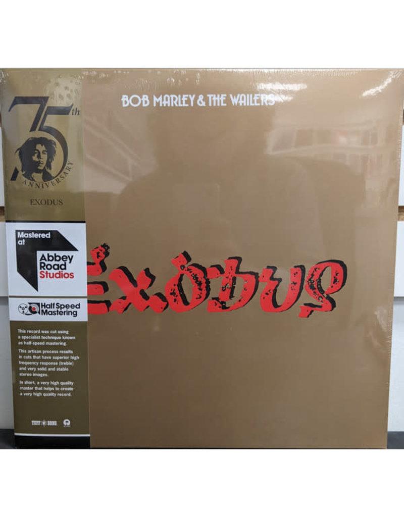 Bob Marley & The Wailers – Exodus LP, 2020 Reissue, Half Speed Mastering