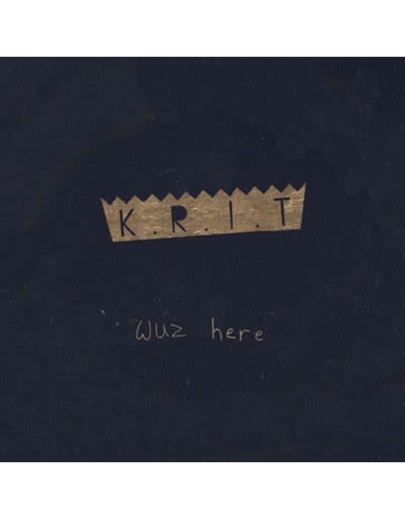 HH Big K.R.I.T. - K.R.I.T. Wuz Here 2LP (2012)