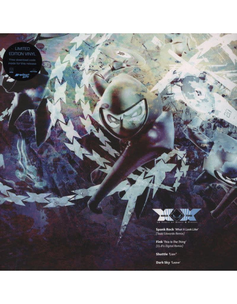 "NINJA TUNE Various – Ninja Tune XX Vol. 6 12"" (2010)"