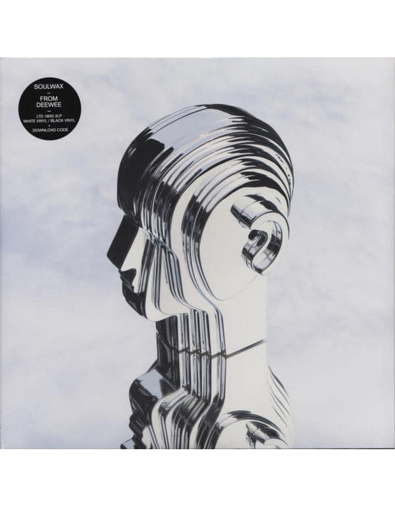 EL Soulwax – From Deewee (2017) (INDIE EX LP (180G) (BLACK, WHITE VINYL)