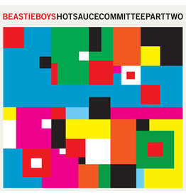 HH Beastie Boys – Hot Sauce Committee Part Two (2 LP)
