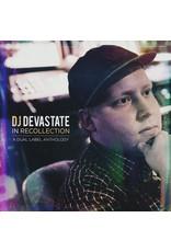 HH DJ Devastate – In Recollection (A Dual Label Anthology) LP (2018)(PURPLE & MUSTARD SWIRL)