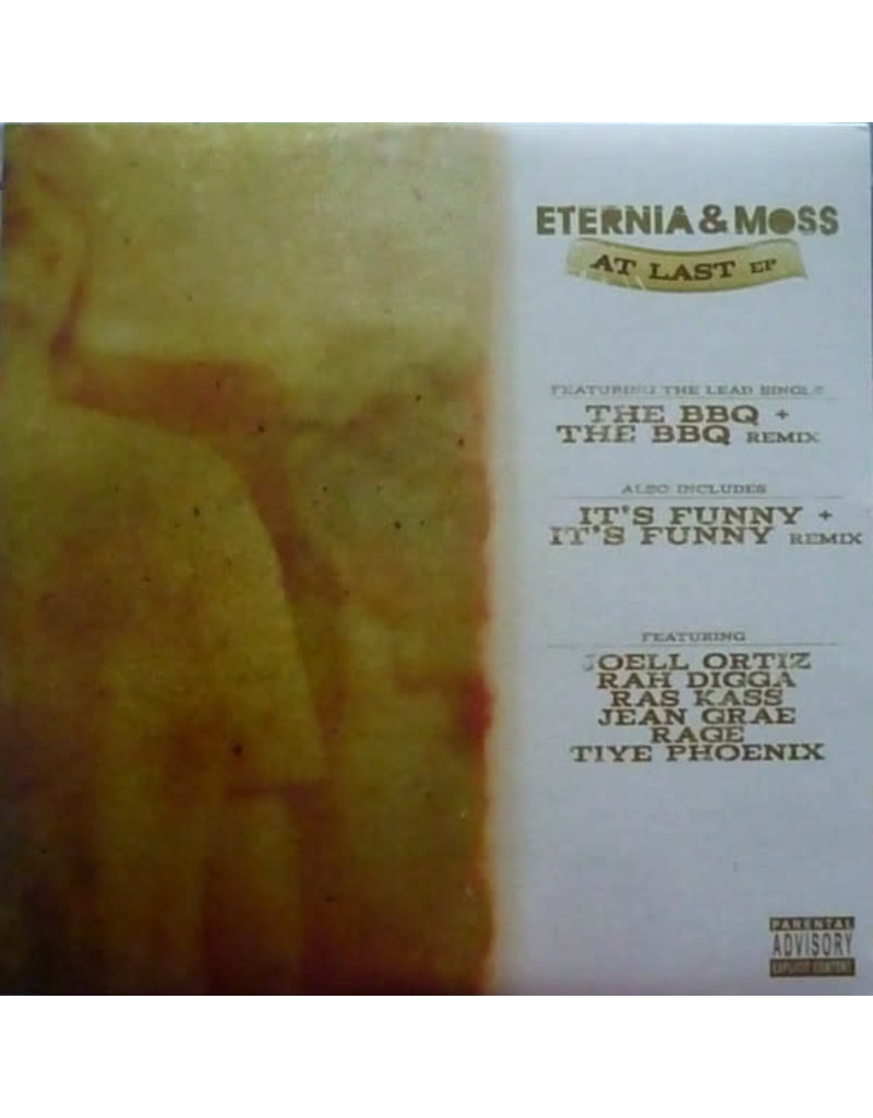 HH Eternia & MoSS – At Last EP (2010)