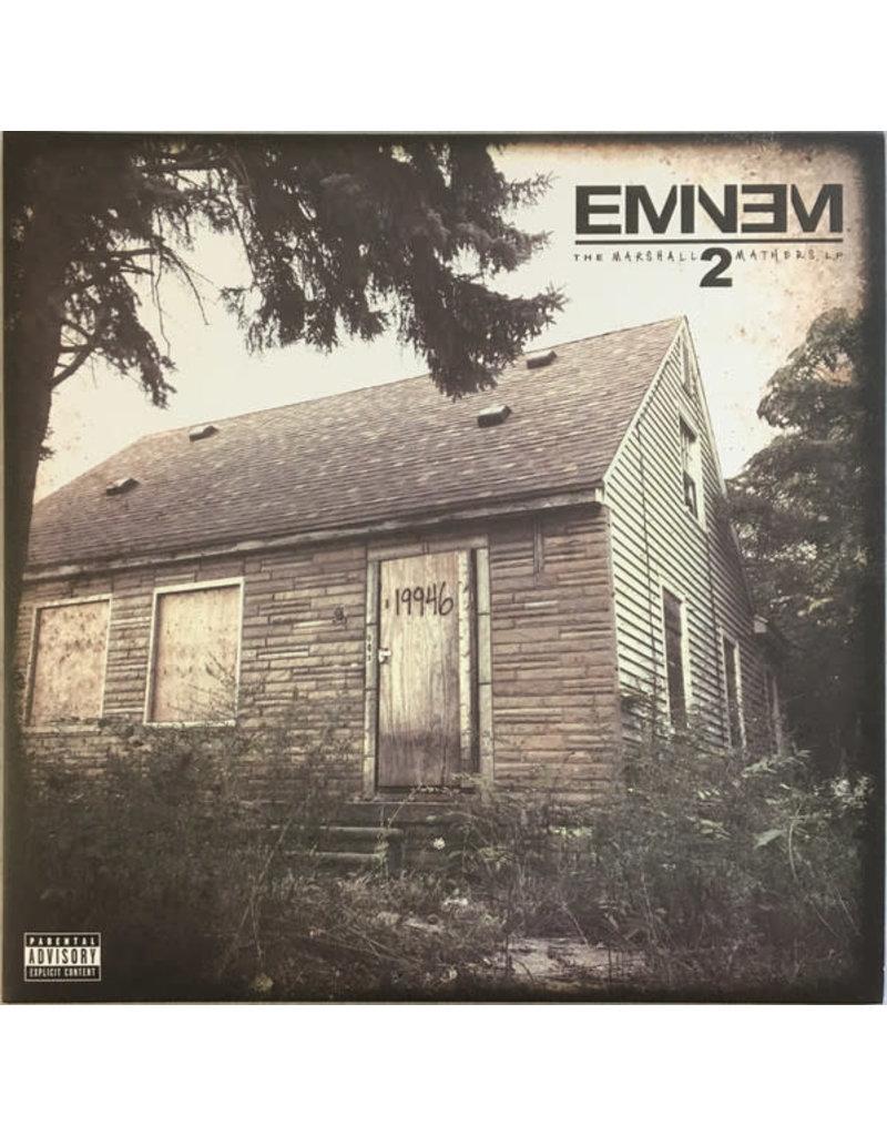 HH Eminem – The Marshall Mathers LP 2 (2013) 2LP