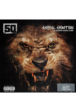 HH 50 Cent ‎– Animal Ambition (An Untamed Desire To Win) 2LP (2014)