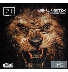 HH 50 Cent – Animal Ambition (An Untamed Desire To Win) 2LP (2014)