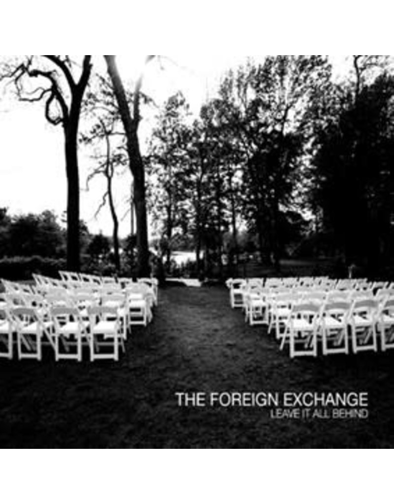 The Foreign Exchange – Leave It All Behind 2LP, 2019 Reissue, 180g