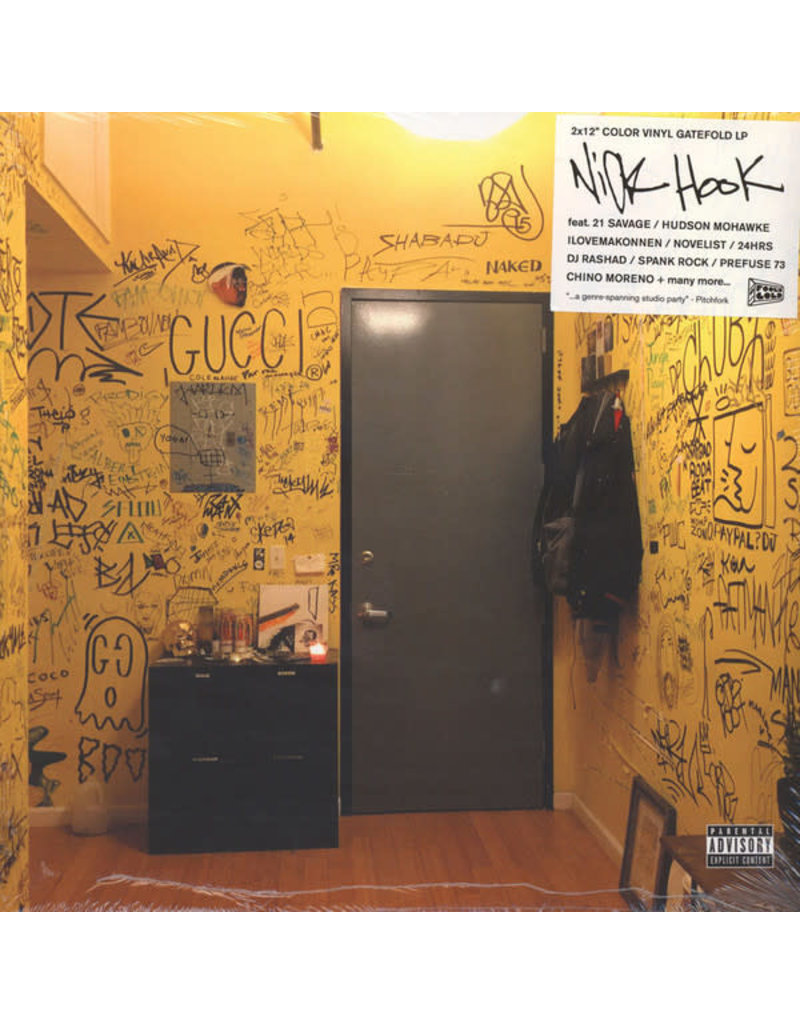 HH Nick Hook – Relationships (2016)