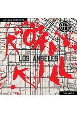HH Various – Road Kill Volume 2 LP, Compilation, Limited Edition, 2015 Reissue, Black & Bone