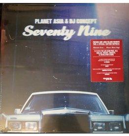 HH Planet Asia & DJ Concept - Seventy Nine LP