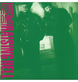 HH Run-DMC – Raising Hell LP, 2017 Reissue