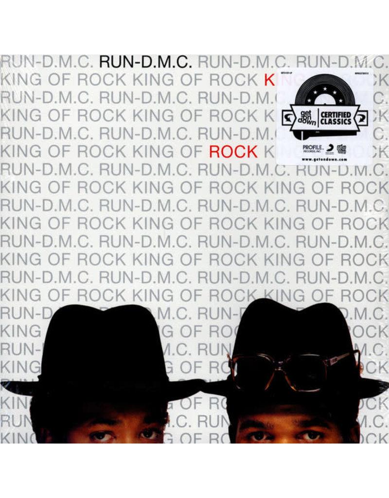 HH Run-D.M.C. – King Of Rock, 2017 Reissue