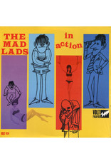 FS The Mad Lads – In Action LP, 2010 Reissue