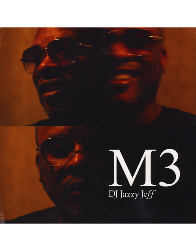 FS DJ Jazzy Jeff – M3 DLP (2018)