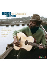 FS George Jackson - The Fame Sessions LP (2013) Compilation, Pale Green Vinyl