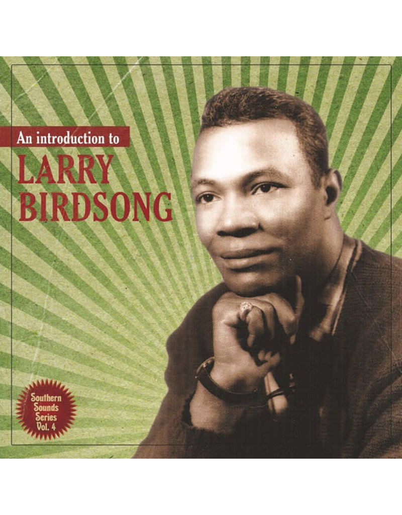 "FS Larry Birdsong ‎– An Introduction To Larry Birdsong  10""(2014), Compilation, Limited Edition, Numbered"
