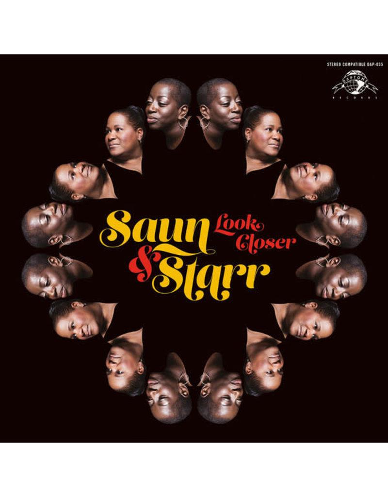 FS Saun & Starr - Look Closer LP (2015)